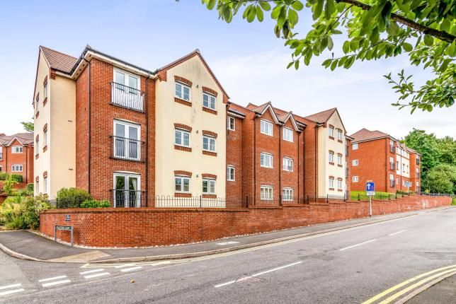 Thumbnail Flat for sale in Millstone Court, Stone, Stafford, Staffordshire