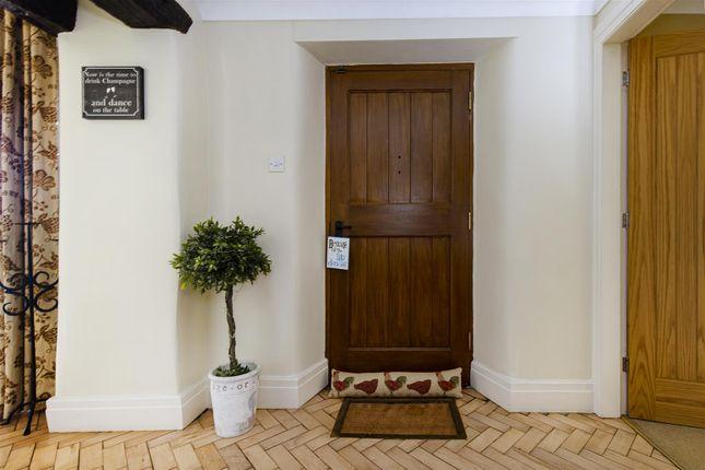 Entrance Hall of Burn Road, Birchencliffe, Huddersfield HD2