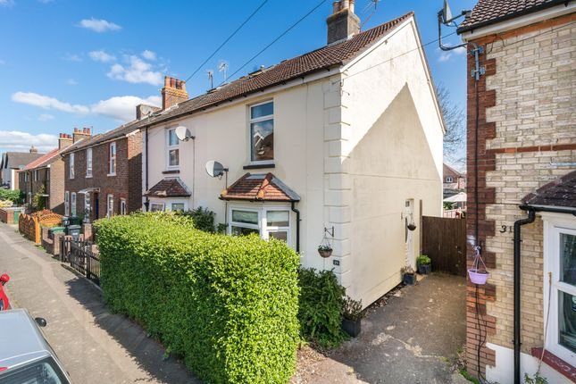 Thumbnail Semi-detached house for sale in Charlesfield Road, Horley
