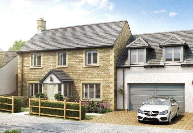 Thumbnail Detached house for sale in Toddington, Cheltenham, Gloucestershire