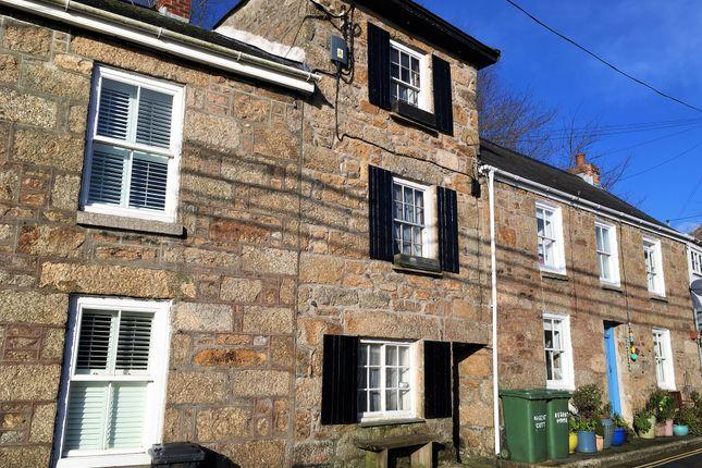 Thumbnail Cottage for sale in Regent Terrace, Mousehole