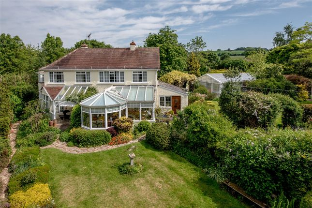 Thumbnail Detached house for sale in Green Meadows, Kingston St Mary, Taunton, Somerset