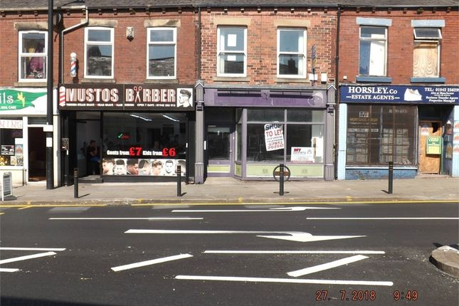Commercial property for sale in Market Street, Hindley, Wigan, Lancashire