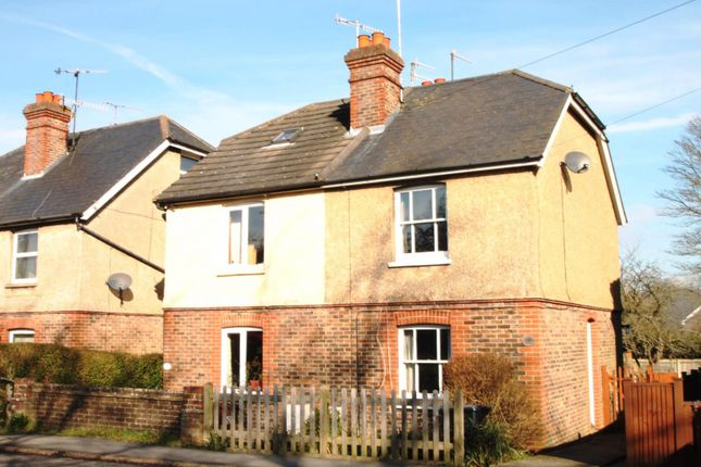 Thumbnail Semi-detached house to rent in Hartfield Road, Forest Row
