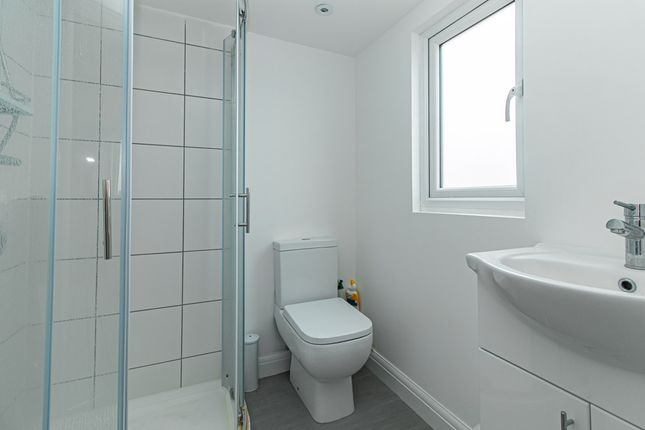 Shower Room of St Benets Road, Souhend-On-Sea SS2