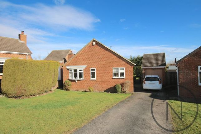 Thumbnail Bungalow for sale in Tattersall Close, Woodham, Newton Aycliffe