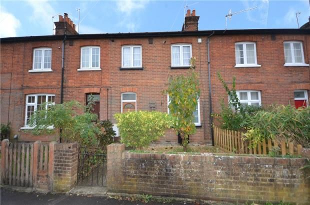 Thumbnail Terraced house for sale in Lower Brook Street, Basingstoke, Hampshire