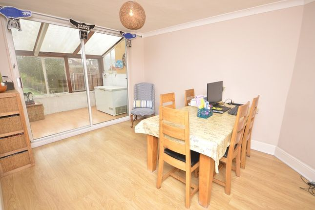 Dining Room of Meadowview Road, Epsom, Surrey. KT19