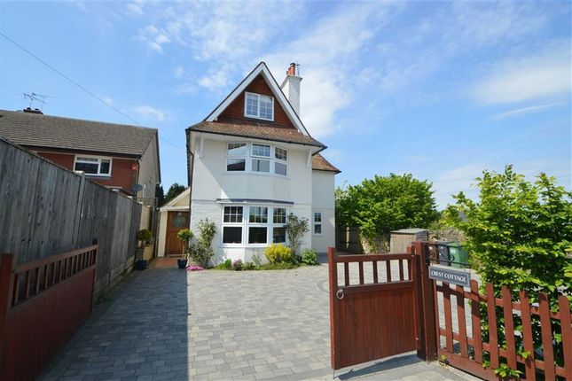 Thumbnail Detached house for sale in Beacon Road, Crowborough