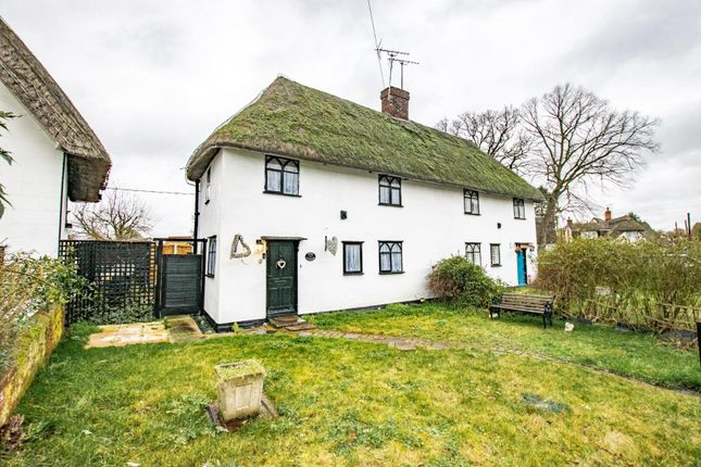 2 bed cottage for sale in Duck End, Finchingfield, Essex CM7