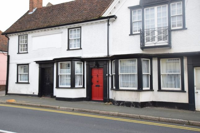 Thumbnail Cottage for sale in Head Street, Halstead
