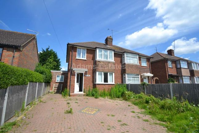 Thumbnail Semi-detached house to rent in Hartland Road, Reading