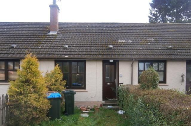 Thumbnail Cottage to rent in Ward Road, Muthill, Crieff