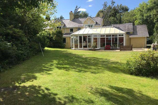 Thumbnail Detached house for sale in Rhos Uchaf, Llandygai, Bangor
