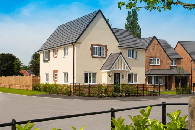 "Thumbnail Detached house for sale in ""Lincoln"" at Winnington Avenue, Northwich"