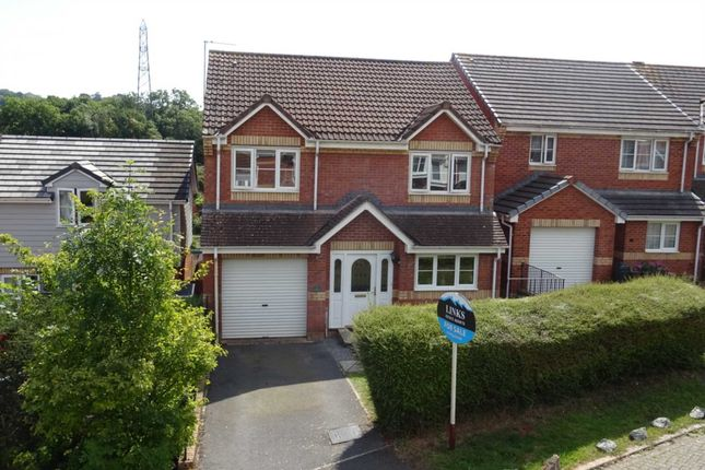 Thumbnail Detached house for sale in Betjeman Drive, Exmouth