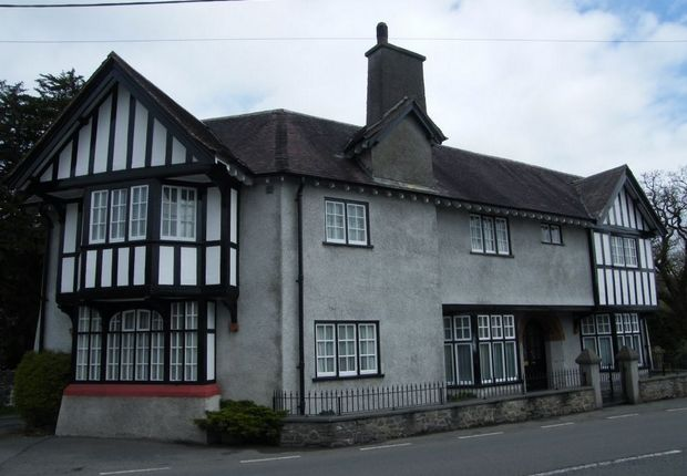 Thumbnail Detached house for sale in Llanwrda