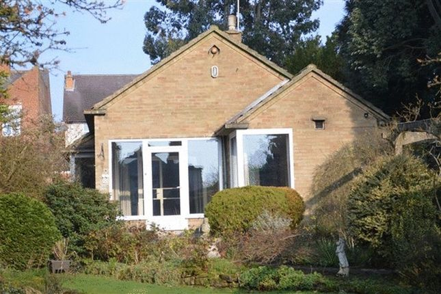 Thumbnail Bungalow for sale in Spa Close, Hinckley