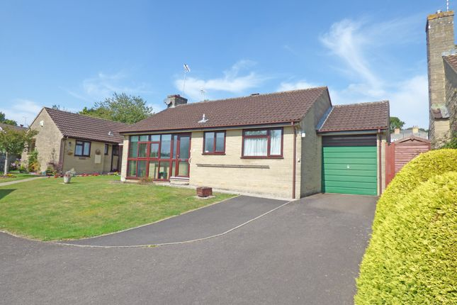 Thumbnail Detached bungalow for sale in Greenway Close, Wincanton