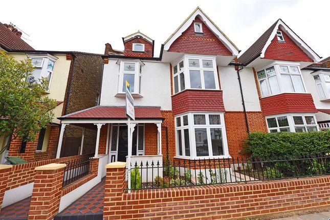 Thumbnail Maisonette For Sale In Home Park Road London