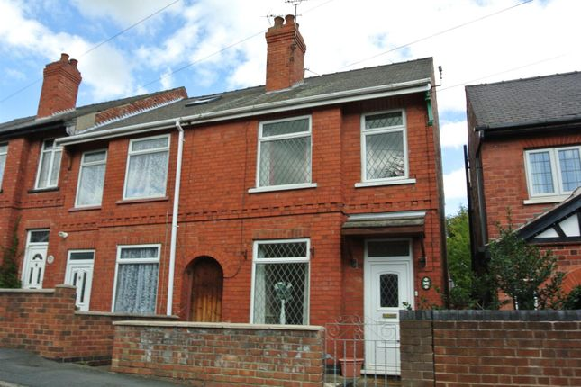 Thumbnail Semi-detached house to rent in Howitt Street, Heanor