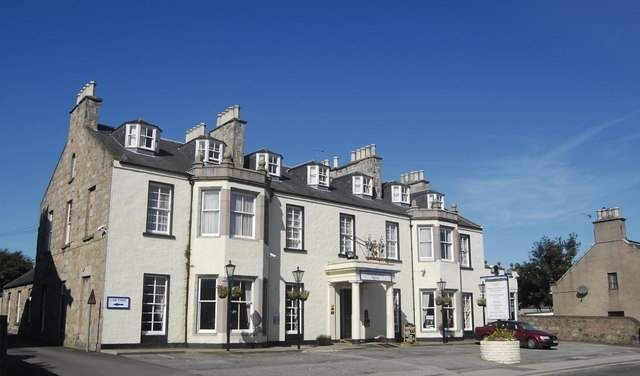 Thumbnail Hotel/guest house for sale in Kintore Arms Hotel High Street, Inverurie