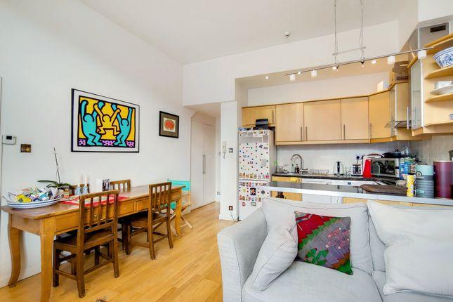 Thumbnail Flat to rent in Shrewsbury Road, London