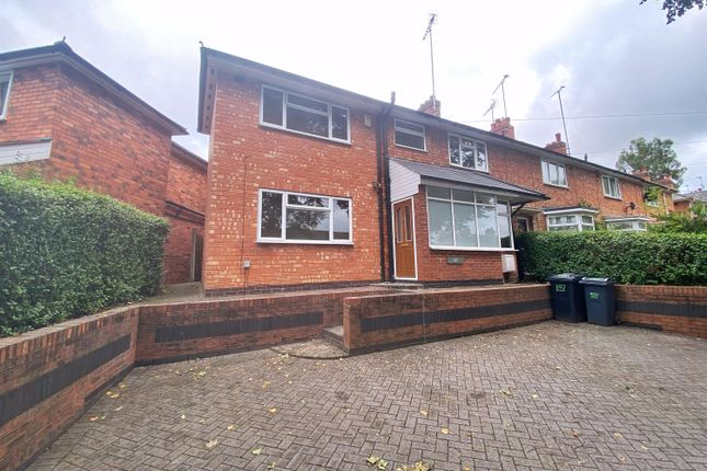 Thumbnail Shared accommodation to rent in Poole Crescent, Harborne, Birmingham