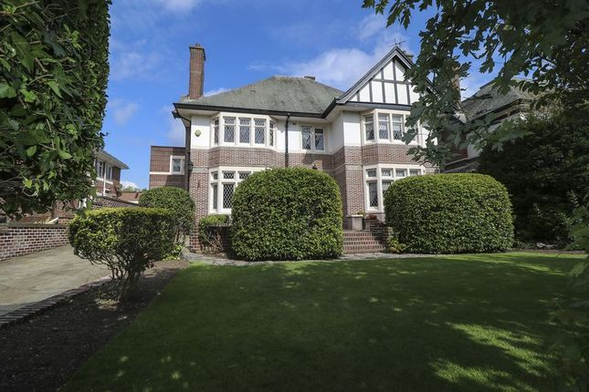 Thumbnail Detached house for sale in North Park Drive, Blackpool