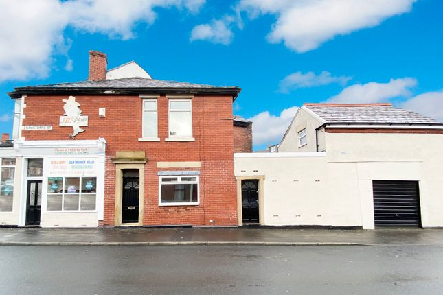 Thumbnail Commercial property for sale in Rawstorne Street, Blackburn
