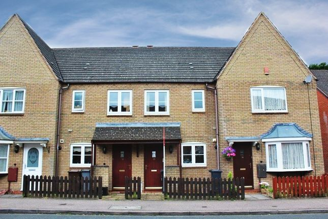 Thumbnail Terraced house to rent in Calcutt Way, Dickens Heath, Shirley, Solihull