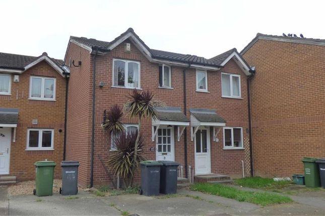 Thumbnail Terraced house for sale in John Silkin Lane, London