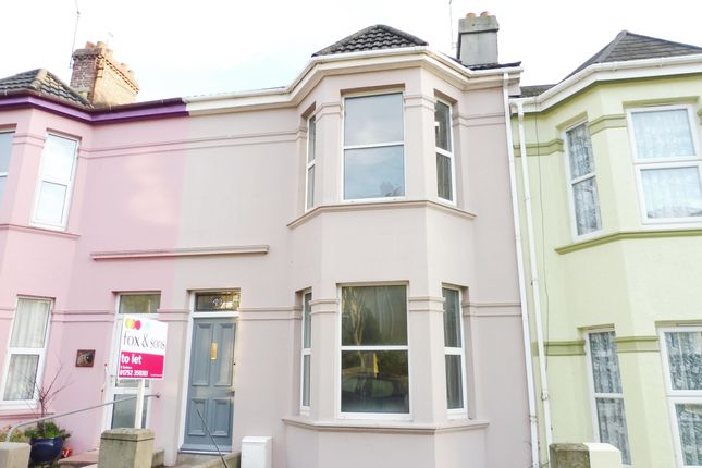 Thumbnail Property to rent in Bridwell Road, Plymouth