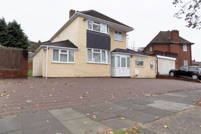 Thumbnail Detached house for sale in Cherry Orchard Road, Handsworth Wood, Birmingham