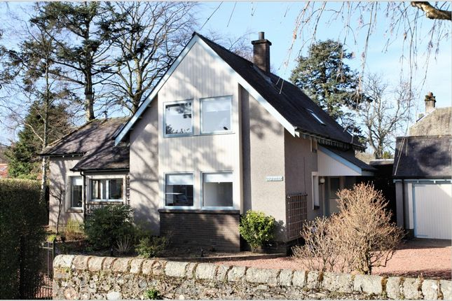 Thumbnail Detached house for sale in Strowan Road, Comrie