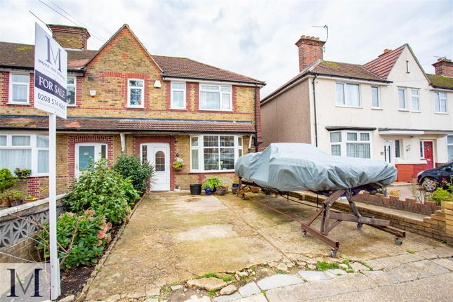Thumbnail Semi-detached house for sale in Cranborne Waye, Hayes
