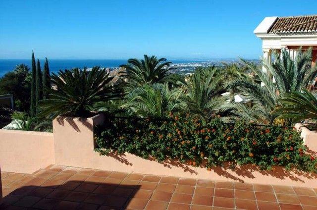 Terrace of Spain, Málaga, Marbella, Sierra Blanca