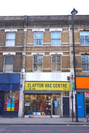 Thumbnail Retail premises for sale in 103 Lower Clapton Road, London