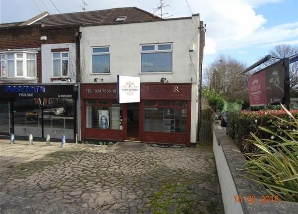 Thumbnail Commercial property to let in Daventry Road, Coventry