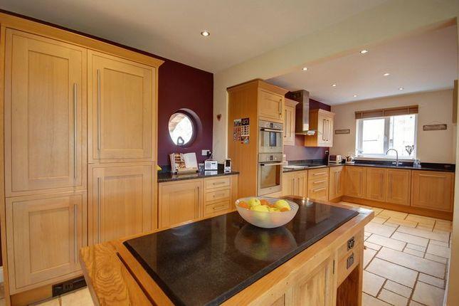Thumbnail Detached bungalow for sale in Felton, Morpeth