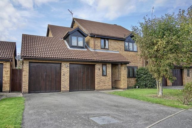 Thumbnail Detached house for sale in Seathwaite, Stukeley Meadows, Huntingdon, Cambridgeshire.