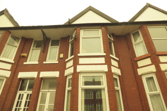 Thumbnail Terraced house to rent in Beech Grove, Fallowfield, Manchester