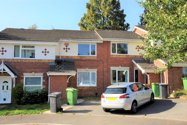 Thumbnail Terraced house to rent in Excalibur Close, Exeter