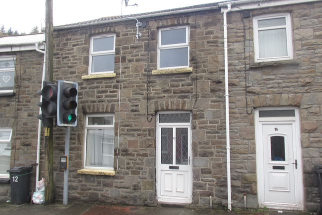 Thumbnail Terraced house for sale in Cardiff Road, Merthyr Vale, Merthyr Tydfil