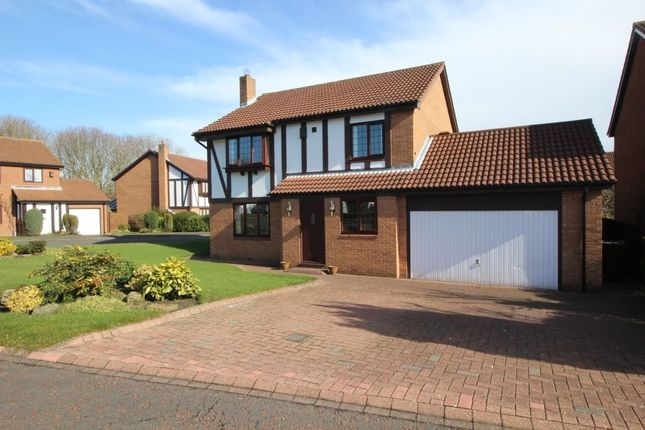 Thumbnail Detached house to rent in Ely Close, Newcastle Upon Tyne