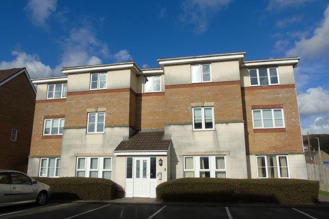 Thumbnail Flat for sale in Clos Springfield, Talbot Green, Pontyclun