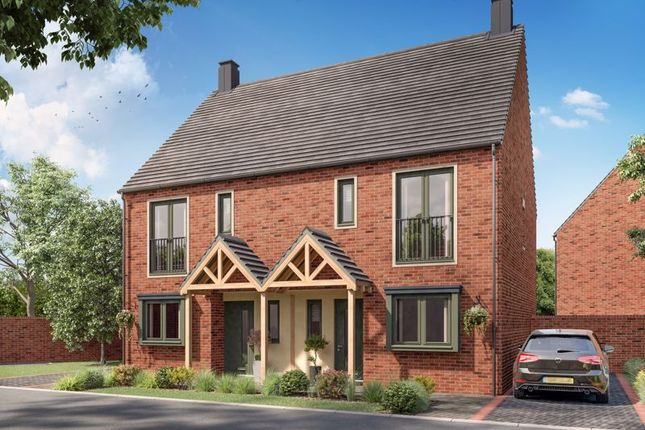 3 bed semi-detached house for sale in Williams Way, Kings Park Road, Kings Park, Scartho DN33