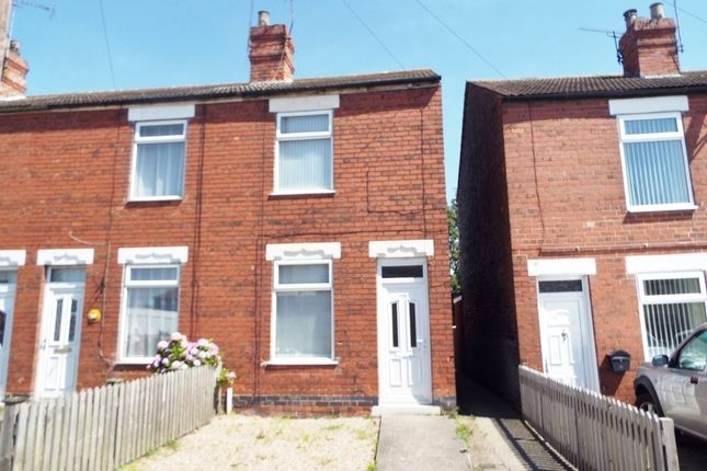 Thumbnail Terraced house to rent in Gateford Road, Worksop