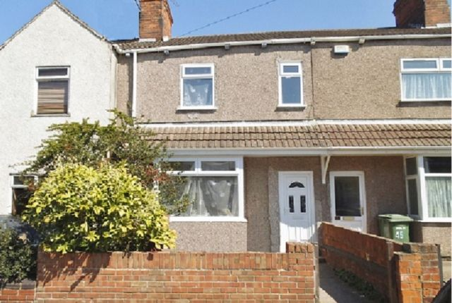 Thumbnail Terraced house to rent in Ainslie Street, Grimsby