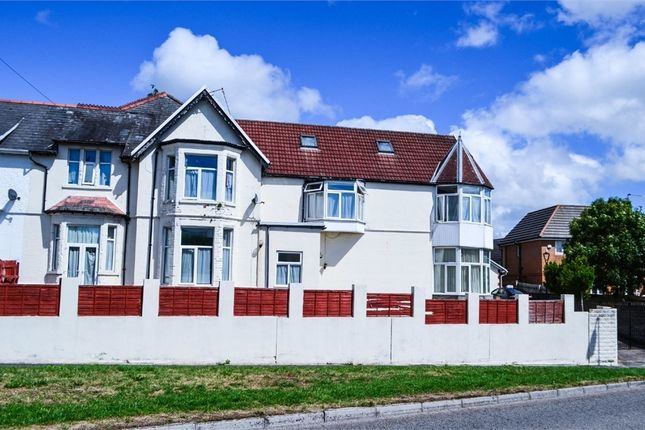 Thumbnail Semi-detached house for sale in Pencoedtre Lane, Barry, Vale Of Glamorgan